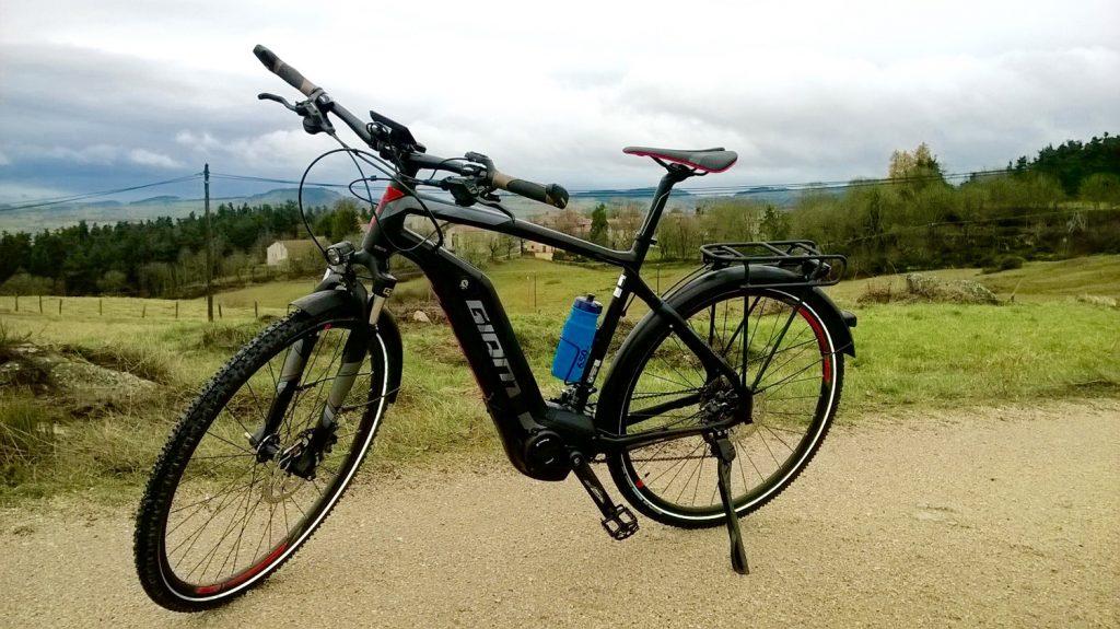 Location de vélo électrique en Haute-Loire