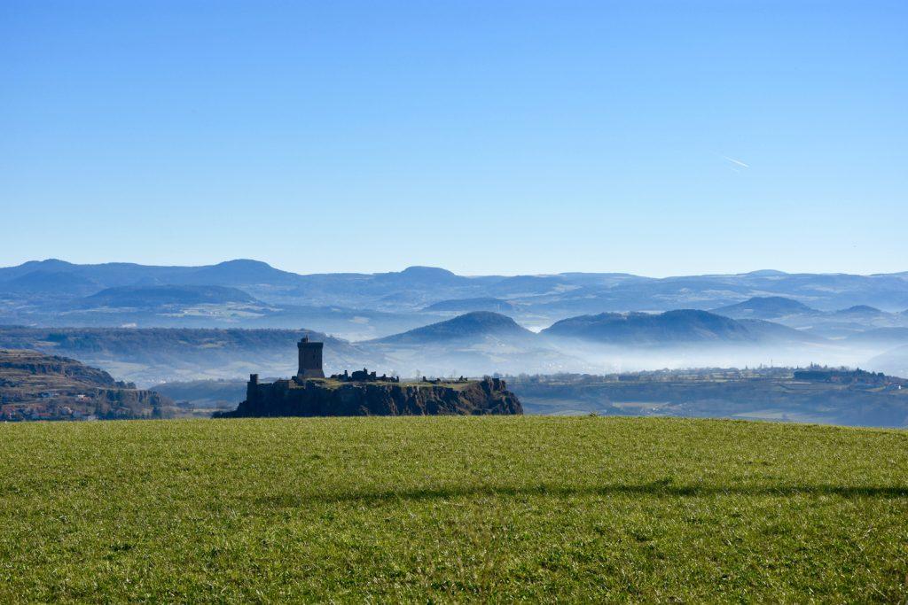 Séjour à vélo électrique au château de Polignac
