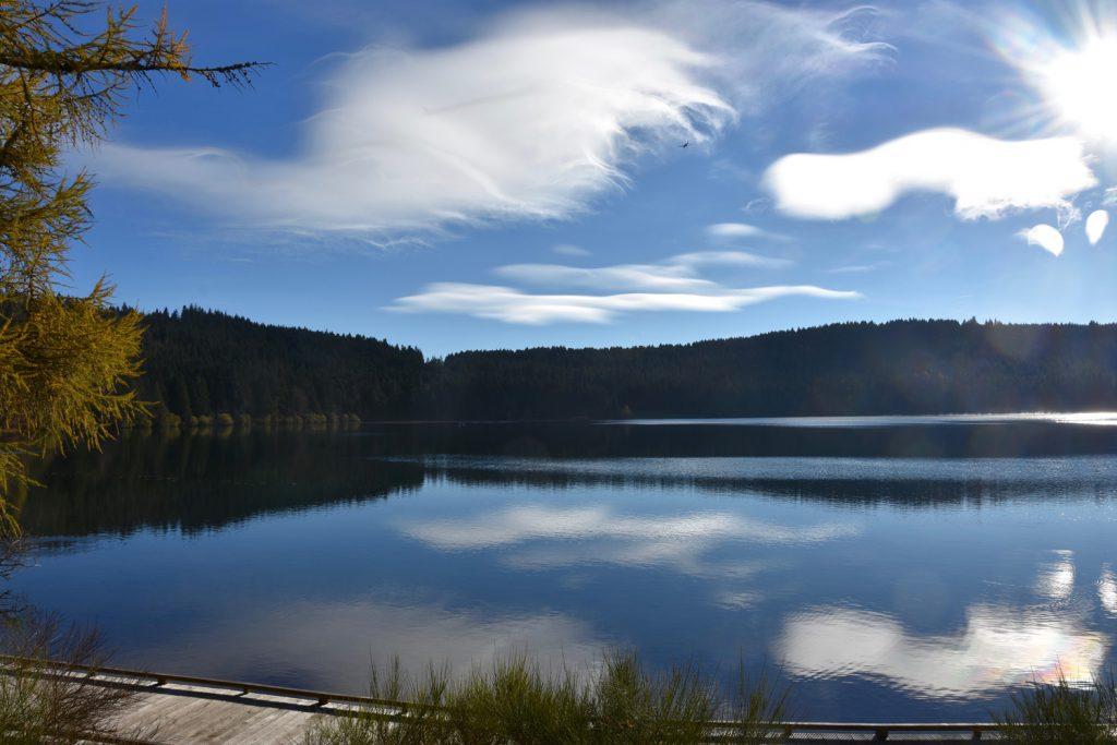 Séjour en vélo électrique Coubon – Cayres