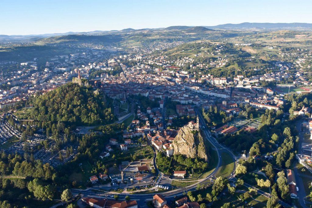 Voyage au Puy en Velay - Haute-Loire