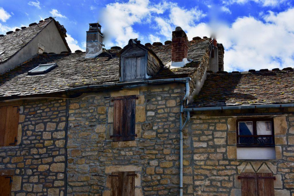 Architecture du Bleymard- Lozère