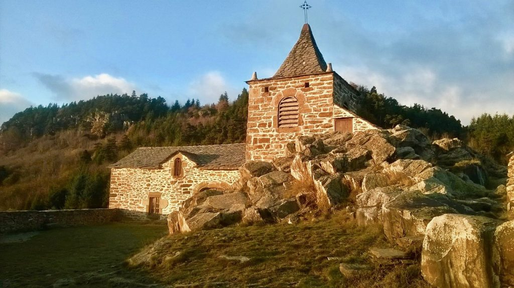 The Glavenas chapel- e-bike tour
