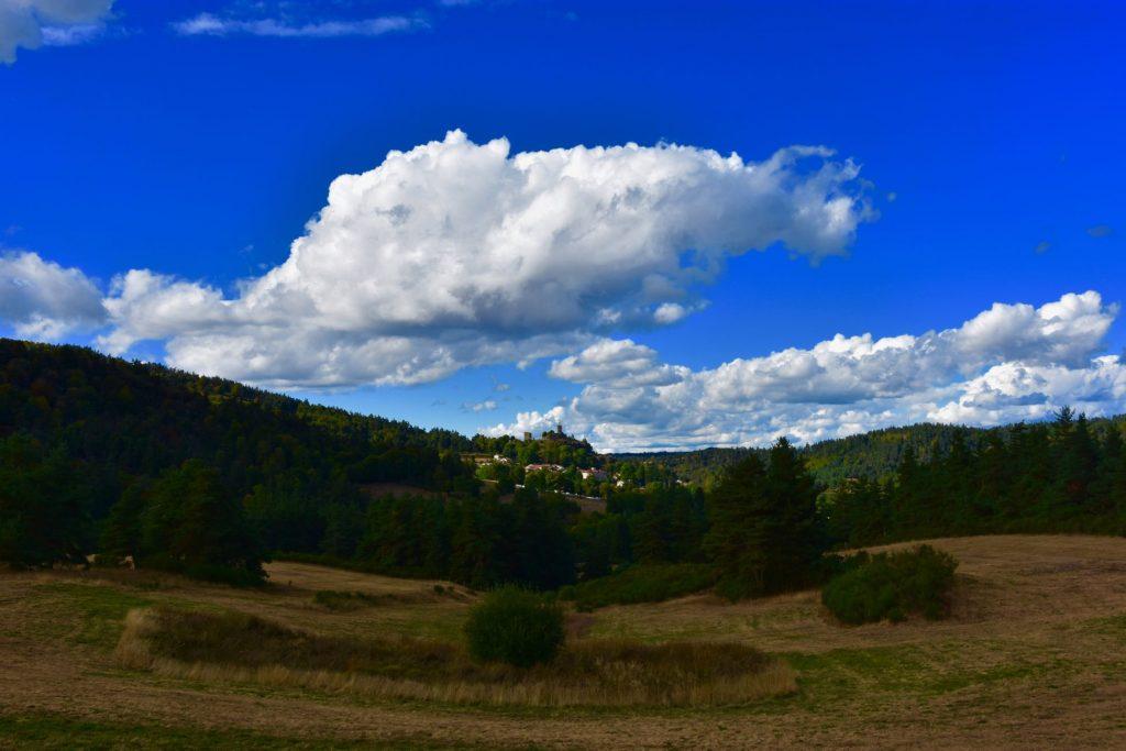 Le village de Luc - Chemin de Stevenson