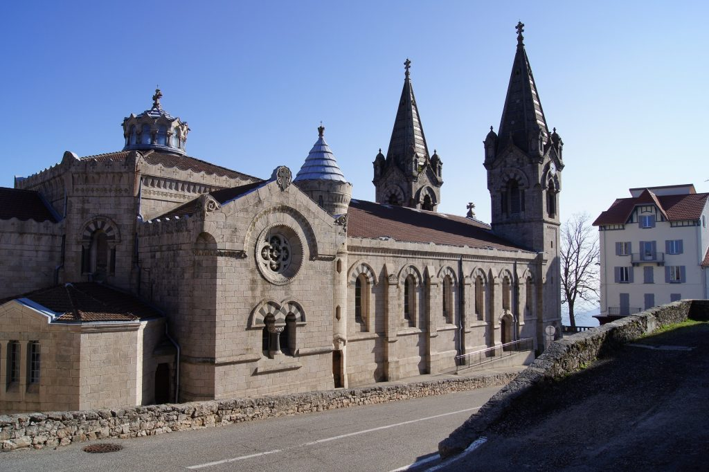 Basilique de Lalouvesc - Photo : Ludivine Lhopital