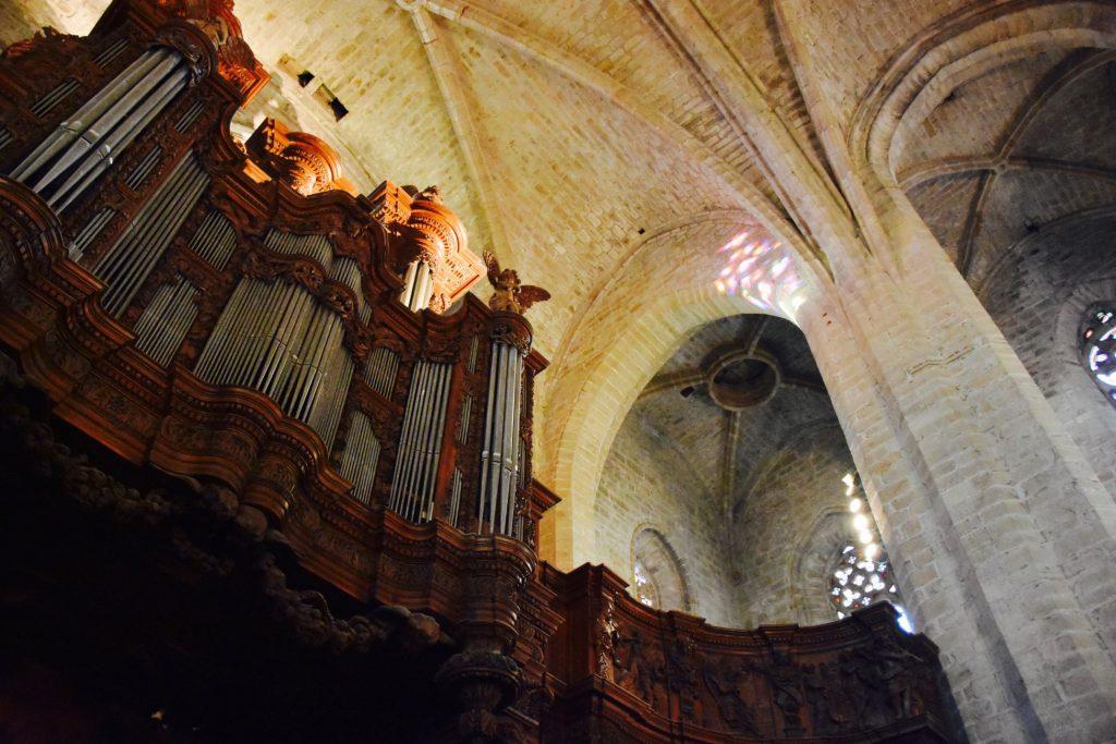 L'orgue de l'Abbaye de la Chaise-Dieu