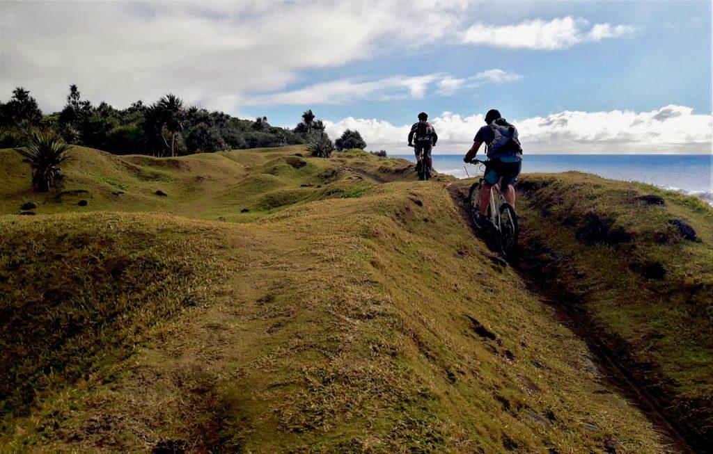Le littoral Est de la Réunion à vélo