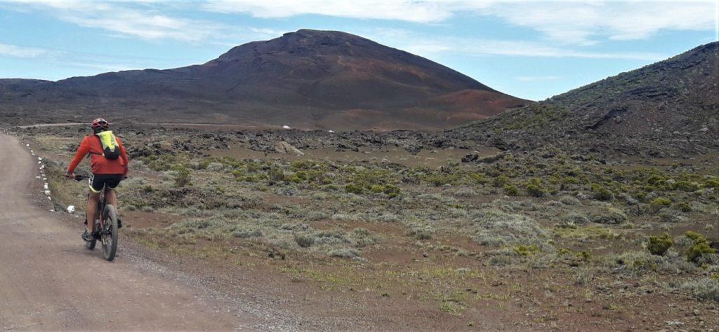 La découverte de la Réunion à vélo